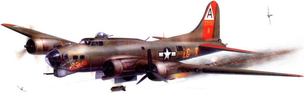 Boeing-B-17-Chow-Hound