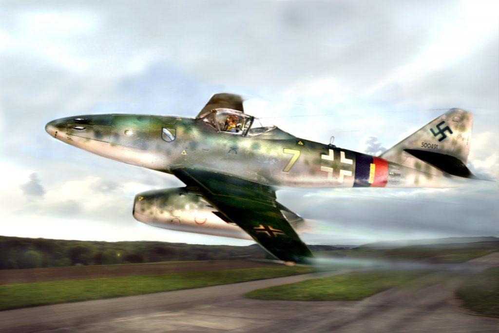 Messerschmitt Me 262 – Germany's last trump card in her air